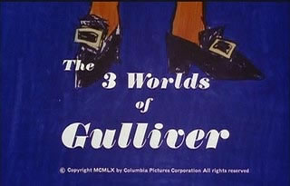 The Three Worlds of Gullliver Title