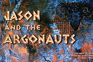 Jason and the Argonautes title