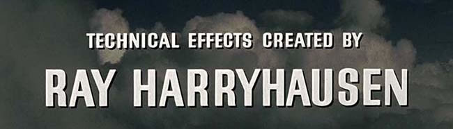 Technical Effects Ray Harryhausen