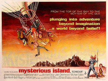 Mysterious Island quad