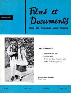 Films et Documents 265_ VIG